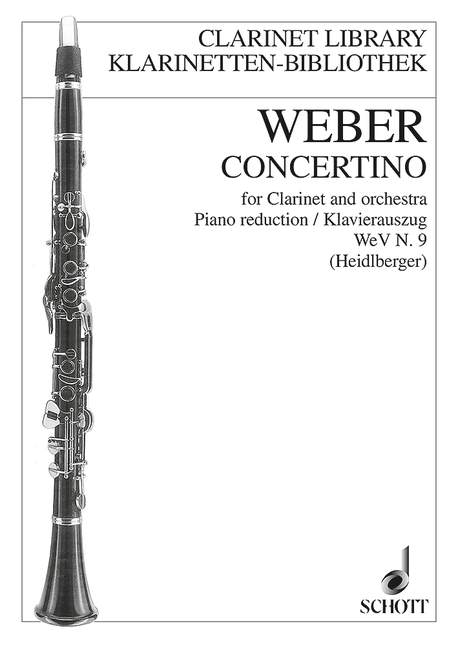 Concertino-WeV-N-9-Historico-critical-edition-from-the-first-edition-Weber-Car